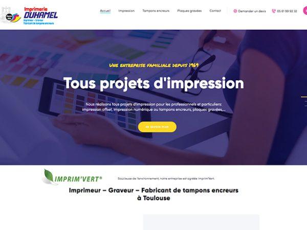 Imprimerie Duhamel
